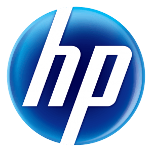HP logo dimensional
