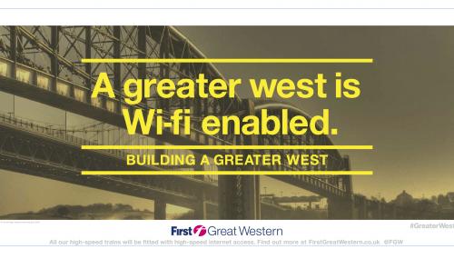 GWR advert