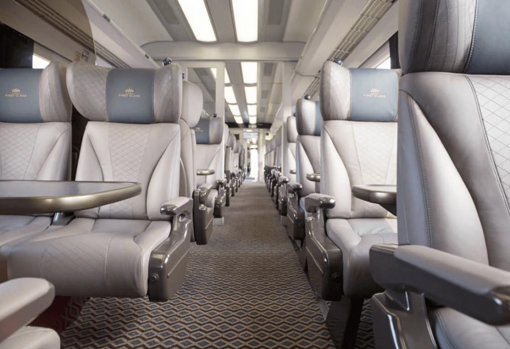 GWR seats