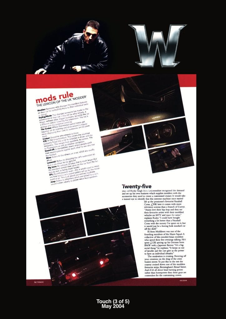 Radio One Westwood inside page 15