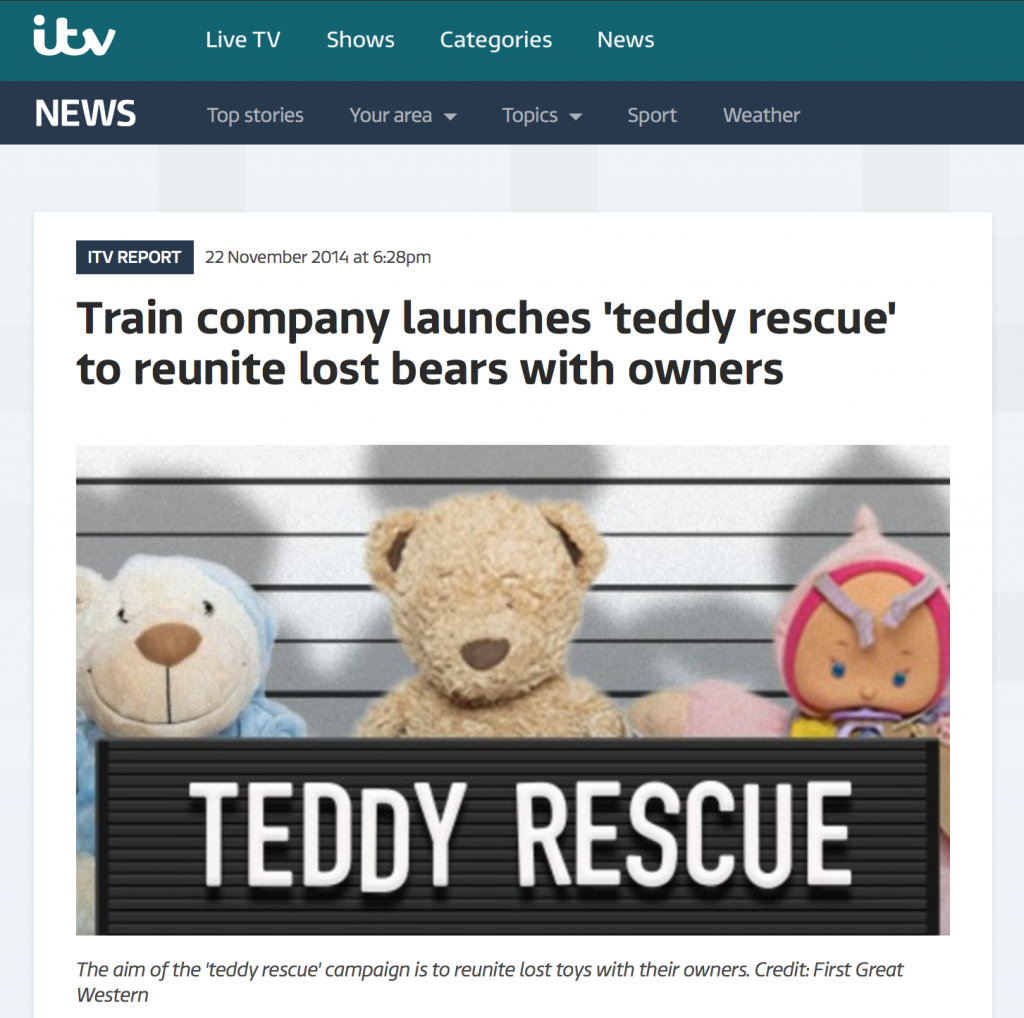 itv-teddy-rescue-social-media-campaign